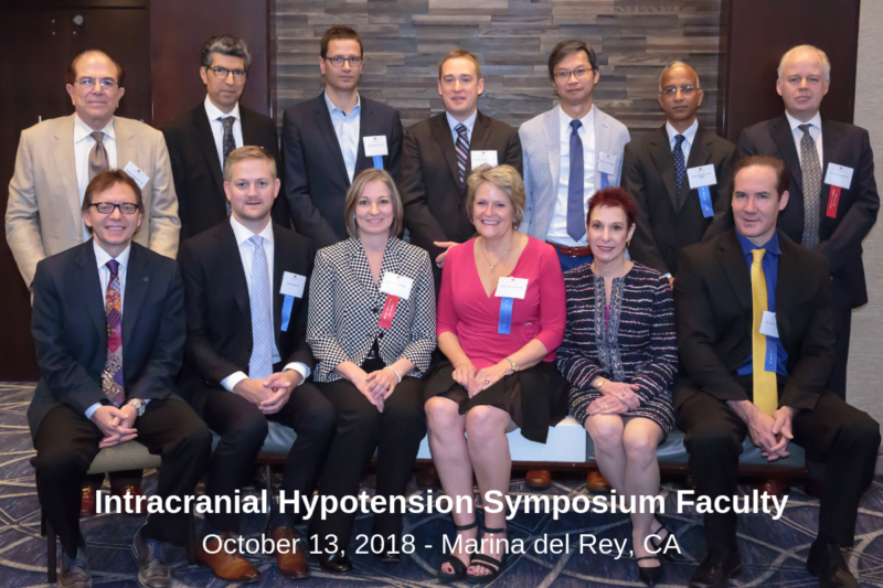 Symposium 2018 | Spinal CSF Leak Foundation